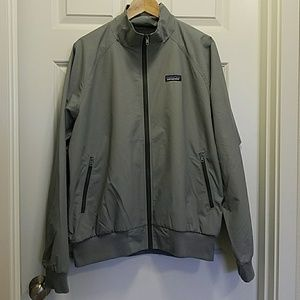 Patagonia Baggies Mens L Jacket - Grey